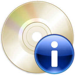 Actions CD Info Icon 256x256 png