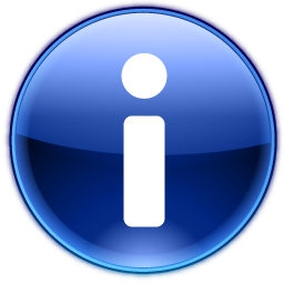 Actions Info Icon 256x256 png