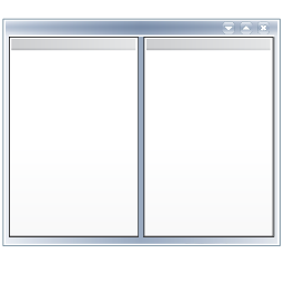 Actions View Left Right Icon 256x256 png