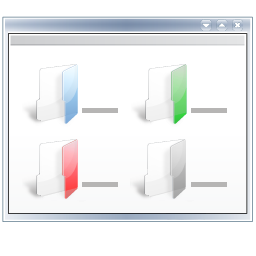 Actions View Multicolumn Icon 256x256 png