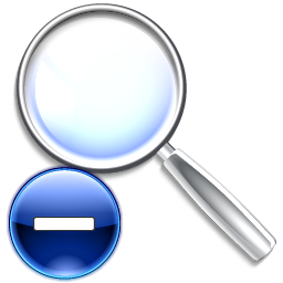 Actions Viewmag Out Icon 256x256 png