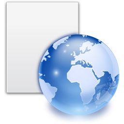 Actions Web Export Icon 256x256 png