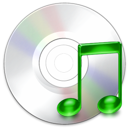 Devices Audio CD Mount Icon 256x256 png