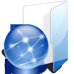 Filesystems Folder HTML Icon 256x256 png