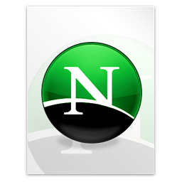 Mimetypes Netscape Doc Icon 256x256 png