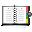 Apps KAddressBook Icon 32x32 png
