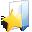 Filesystems Folder Favorites Icon 32x32 png