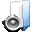 Filesystems Folder Sound Icon 32x32 png
