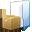 Filesystems Folder TAR Icon 32x32 png