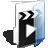 Filesystems Folder Video Icon