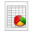 Mimetypes Spreadsheet Document Icon