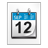 Mimetypes VCalendar Icon