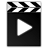 Mimetypes Video Icon 48x48 png