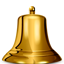 Apps Bell Icon 64x64 png