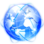Filesystems Globe Icon 64x64 png