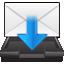 Filesystems Folder Inbox Icon 64x64 png