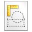 Mimetypes Kivio FLW Icon 64x64 png