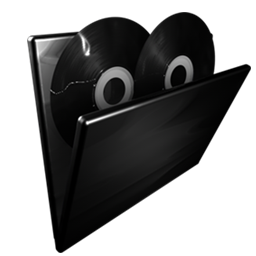 Folder My Music Icon 256x256 png