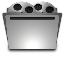 My Videos Icon 256x256 png