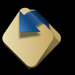 Link Folder Icon Desire Icons Softicons Com