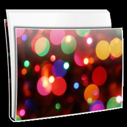 Folder Files Balls Icon 256x256 png