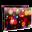 Folder Simple Balls Icon 32x32 png