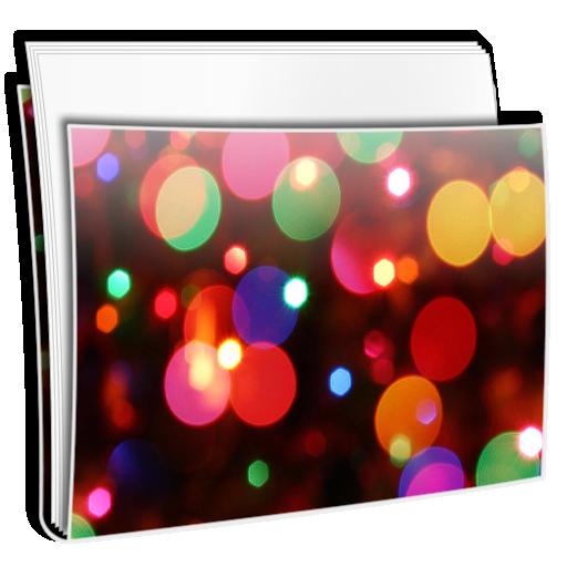 Folder Files Balls Icon 512x512 png