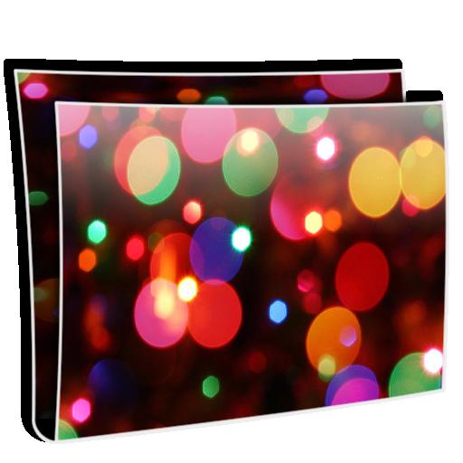 Folder Simple Balls Icon 512x512 png