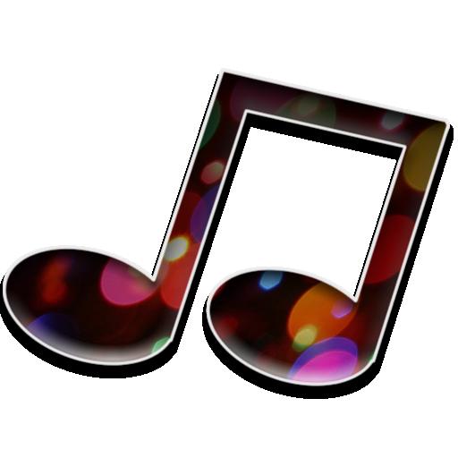 Music Balls Dark Icon 512x512 png