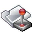 Filesystems Folder Games Icon