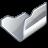 Filesystems Folder Grey Open Icon