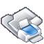 Filesystems Folder Print Icon 64x64 png