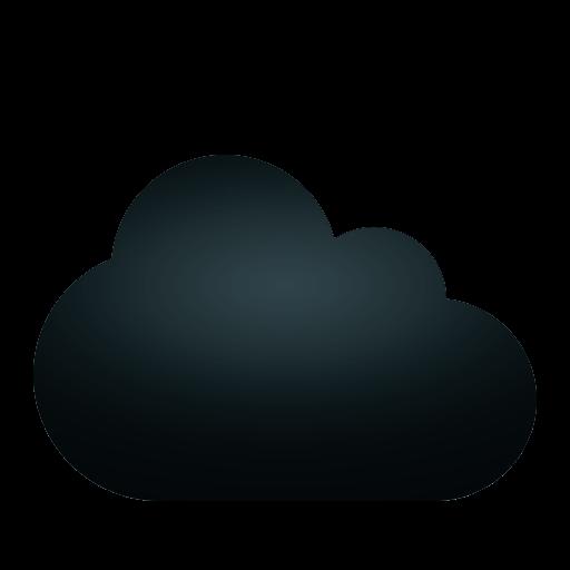 Cloud Beta Icon - Hadaikum Icons - SoftIcons.com
