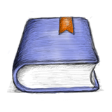 Bookmark Color Icon 160x160 png