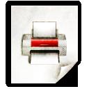 Mimetypes Application Postscript Icon