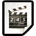 Mimetypes Application X Shockwave Flash Icon