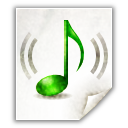 Mimetypes Audio Mpeg Icon