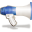 Apps KBlogger Icon 32x32 png