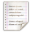 Mimetypes Application RTF Icon 32x32 png