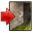 Actions Application Exit Icon