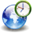Actions Stock Timezone Icon