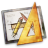 Apps Old OpenOffice.org Draw Icon