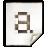 Mimetypes Application X Font BDF Icon