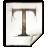 Mimetypes Application X Font TTF Icon