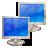Status Network Transmit Receive Icon