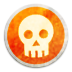 Emblem Danger Icon 72x72 png