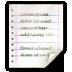 Mimetypes Application RTF Icon 72x72 png