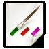 Mimetypes Application X Krita Icon 72x72 png