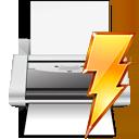 Apps Stock Print Setup Icon