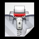 Mimetypes Application X Gzpostscript Icon
